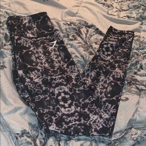 Gymshark pattern leggings